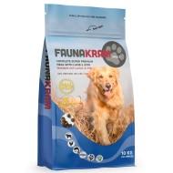 FAUNAKRAM 10 KG KOMPLET SUPER PREMIUM REAL MEAT